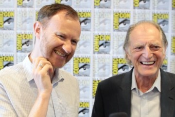 an adventure in space and time comic-con 2013 interview