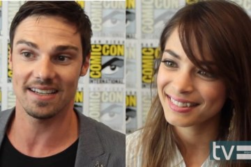 beauty and the beast cw comic-con 2013