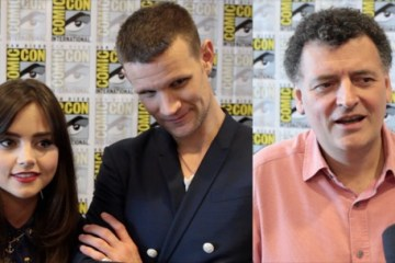 doctor who comic-con 2013 interview