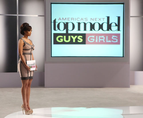 America's Next Top Model (ANTM) Season 20 Episode 4 The Guy who Gets a Weave 12