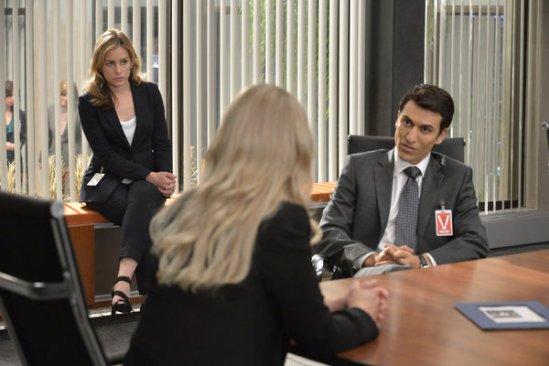 Covert Affairs Season 4 Episode 6 Space (I Believe In) (5)