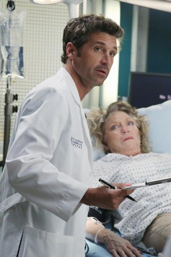 Grey's Anatomy Season 10 Episode 1 & 2 Seal Our Fate;I Want You With Me (19)