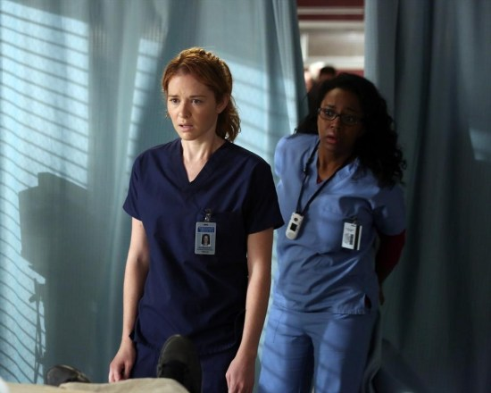 Grey's Anatomy Season 10 Episode 1 & 2 Seal Our Fate;I Want You With Me (34)