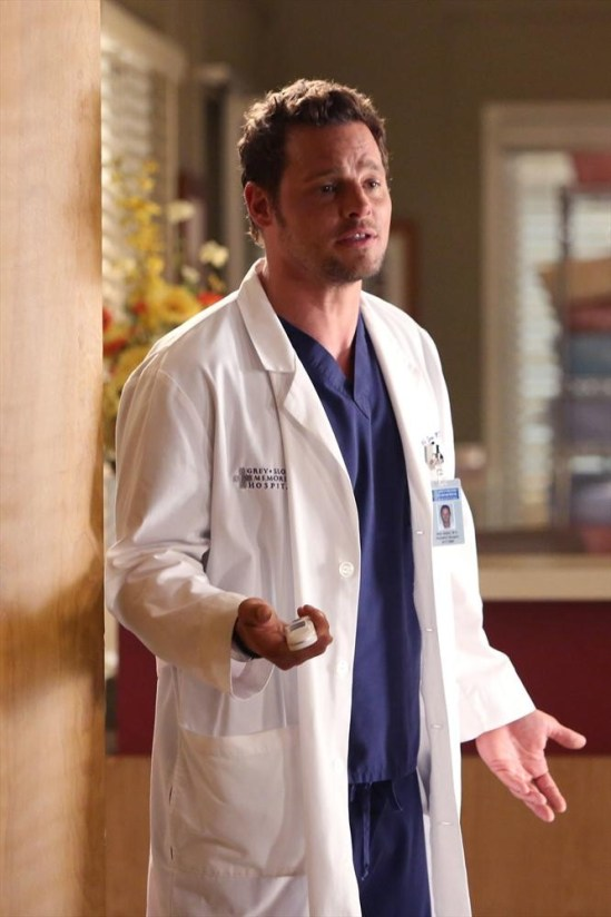 Grey's Anatomy Season 10 Episode 1 & 2 Seal Our Fate;I Want You With Me (3)