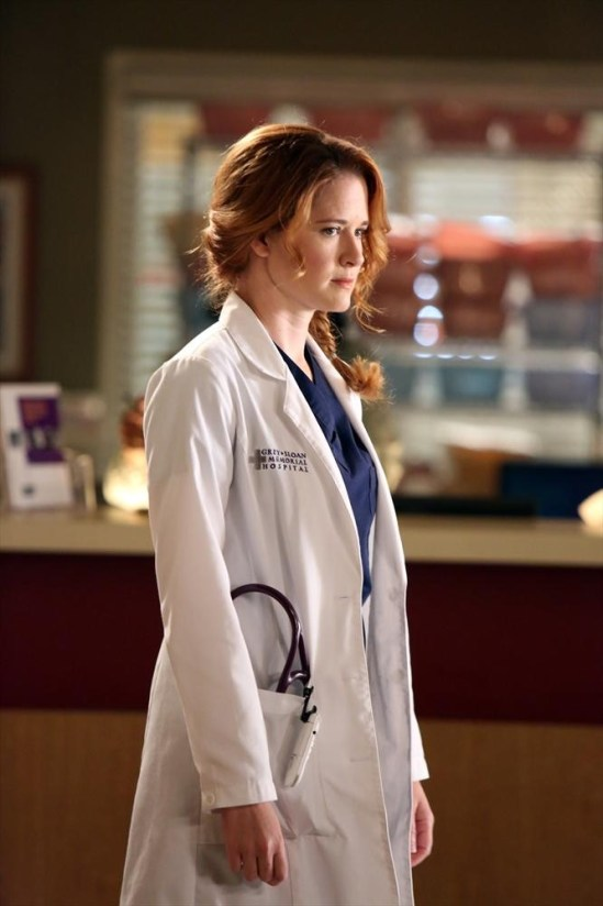 Grey's Anatomy Season 10 Episode 1 & 2 Seal Our Fate;I Want You With Me (2)