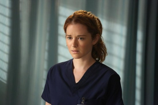 Grey's Anatomy Season 10 Episode 1 & 2 Seal Our Fate;I Want You With Me (33)