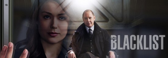 the blacklist show page