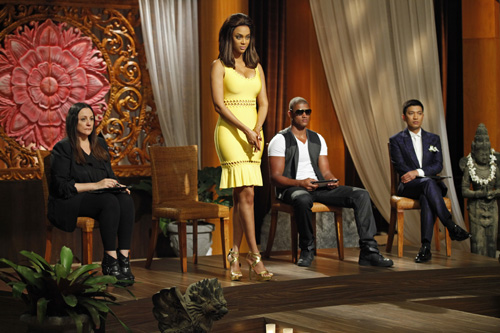 America's Next Top Model (ANTM) Season 20 Episode 12 The Guy Who Has a Panic Attack 7