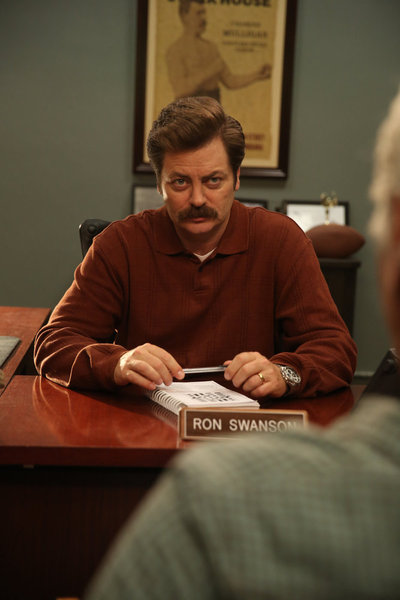 Parks and Recreation season 6 episode 4 Doppelgangers (3)