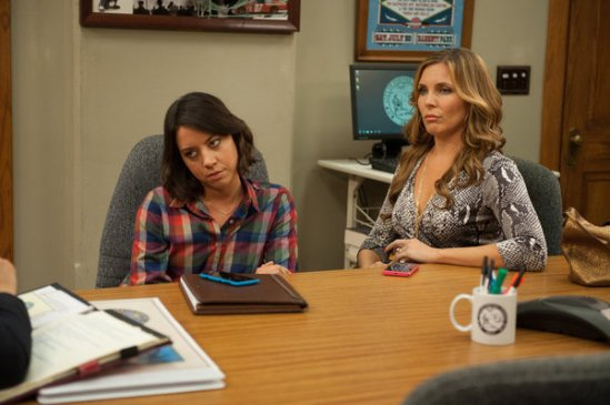 Parks and Recreation season 6 episode 4 Doppelgangers (6)