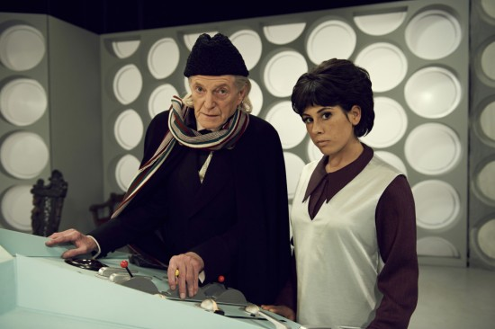 An Adventure in Space and Time (2)
