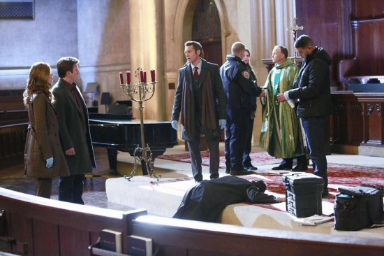 Castle Season 6 Episode 10 The Good, The Bad & The Baby (3)