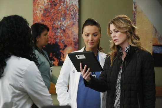 Grey's Anatomy Season 10 Episode 10 Somebody That I Used To Know (10)