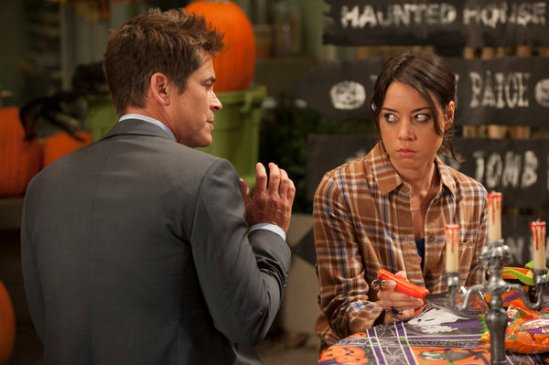 Parks and Recreation season 6 episode 6 & 7 Filibuster/Recall Vote (18)