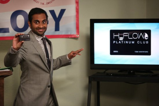 Parks and Recreation season 6 episode 8 & 9 Fluoride/The Cones of Dunshire (31)