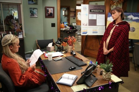 Parks and Recreation season 6 episode 6 & 7 Filibuster/Recall Vote (5)