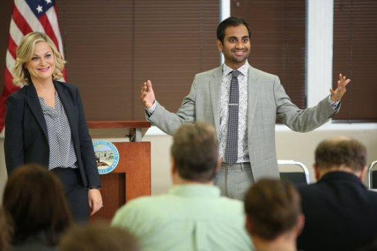 Parks and Recreation season 6 episode 8 & 9 Fluoride/The Cones of Dunshire (40)