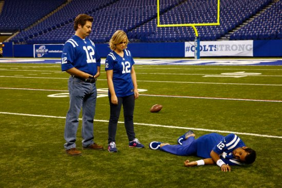 Parks and Recreation season 6 episode 8 & 9 Fluoride/The Cones of Dunshire (12)