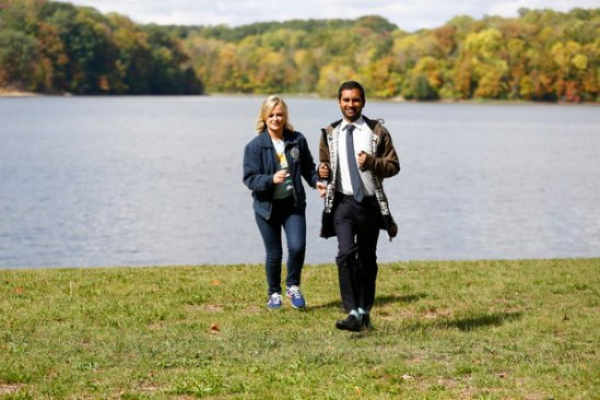 Parks and Recreation season 6 episode 8 & 9 Fluoride/The Cones of Dunshire (5)