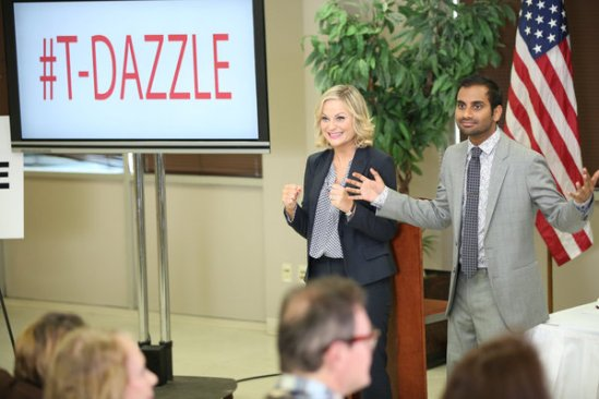 Parks and Recreation season 6 episode 8 & 9 Fluoride/The Cones of Dunshire (39)