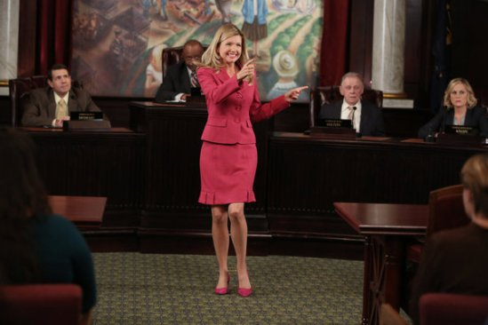Parks and Recreation season 6 episode 8 & 9 Fluoride/The Cones of Dunshire (35)