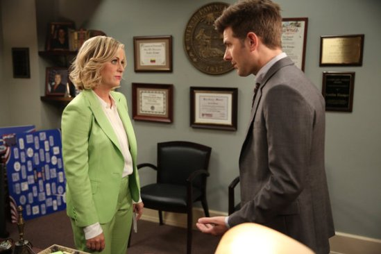 Parks and Recreation season 6 episode 8 & 9 Fluoride/The Cones of Dunshire (34)