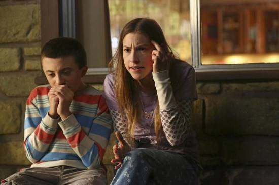 The Middle Season 5 Episode 8 The Kiss (2)