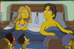 The Simpsons Season 25 Episode 9 Steal This Episode (5)