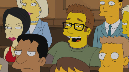 The Simpsons Season 25 Episode 9 Steal This Episode (3)