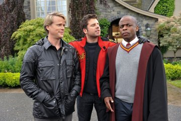 Psych Season 8 Episode 1 Lock, Stock, Some Smoking Barrels and Burton Guster's Goblet of Fire (1)