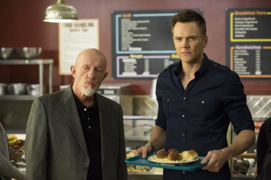 Community Season 5 Episode 1 & 2 Repilot;Introduction to Teaching (6)