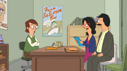 Bob's Burgers Season 4 Episode 12 The Frond Files (10)