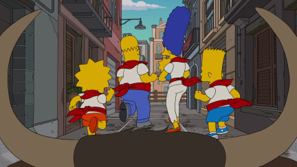 The Simpsons Season 25 Episode 16 You Don't Have to Live Like a Referee (5)