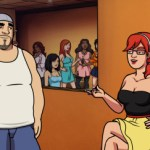 Chozen (FX) Episode 6 I'm With the Contraband (4)