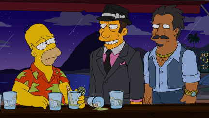 The Simpsons Season 25 Episode 16 You Don't Have to Live Like a Referee (2)