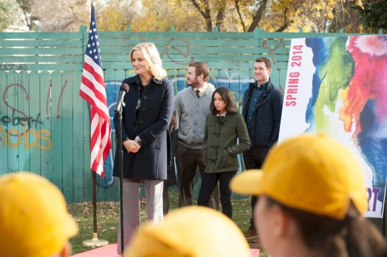 Parks and Recreation season 6 episode 15 The Wall (7)