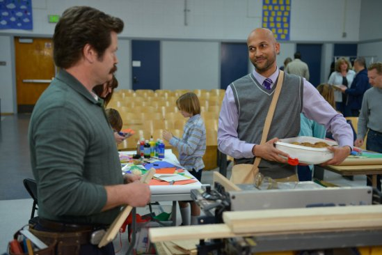 Parks and Recreation season 6 episode 20 One in 8,000 (11)