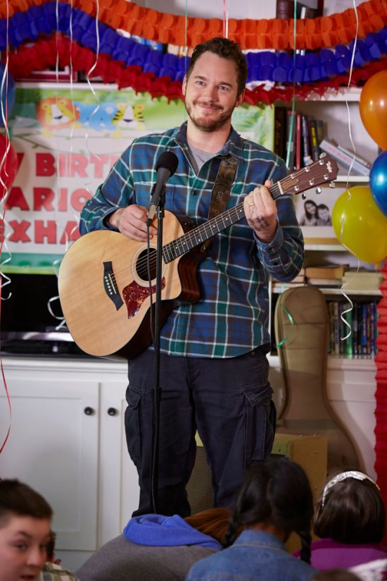 Parks and Recreation season 6 episode 20 One in 8,000 (3)