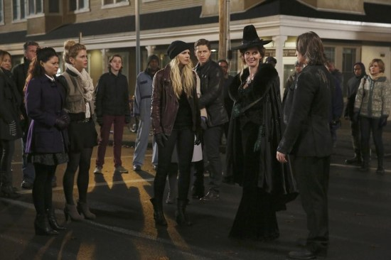 Once Upon a Time Season 3 Episode 16 It's Not Easy Being Green (13)