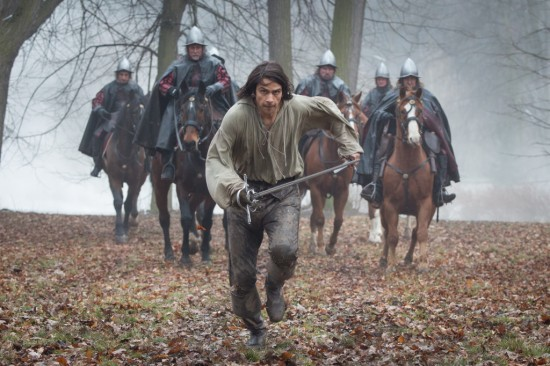 The Musketeers episode 2 Sleight of Hand (9)