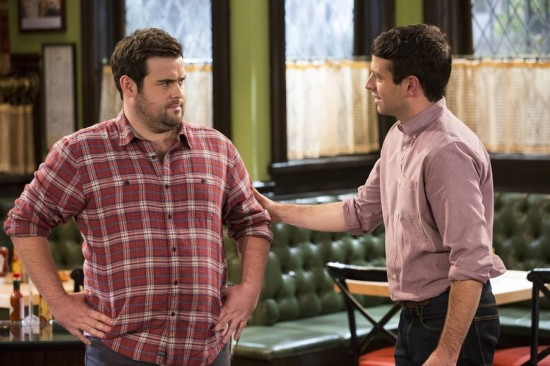 Undateable (NBC) Episode 5 & 6 My Hero Is Me/Leader of the Pack (4)