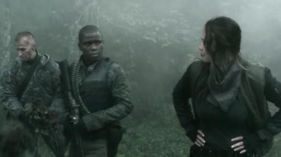 Anne and Anthony - Falling Skies