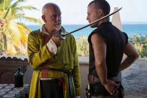 Crossbones (NBC) Episode 6 A Hole In The Head (6)