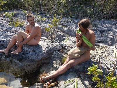 naked and afraid discovery