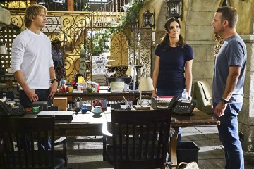NCIS: LOS ANGELES The Long Goodbye
