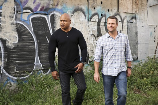 NCIS: LOS ANGELES Granger, O.