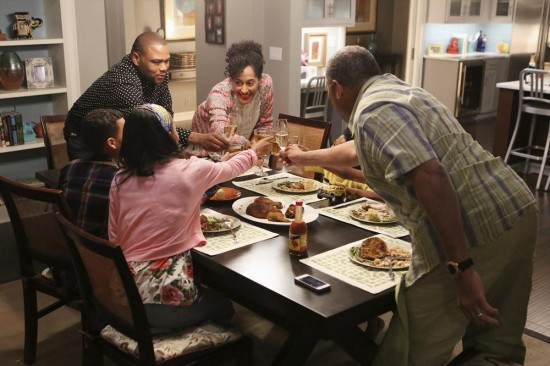 Black-ish (ABC) Series Premiere 2014 Pilot (6)