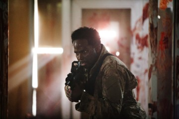 Z Nation Series Premiere 2014 Puppies and Kittens (7)
