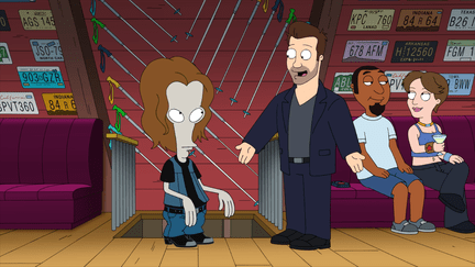 American Dad Season 10 Episode 1 & 2 Roger Passes the Bar/From Russia with Love (3)