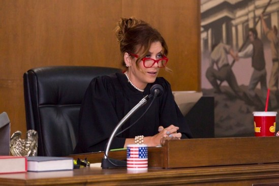 Bad Judge (NBC) Episode 4 Knife to a Gunfight (16)